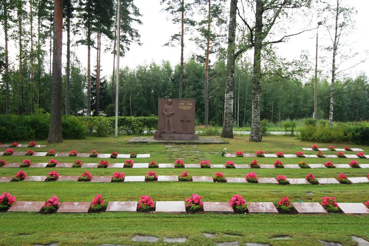 Kylmäkosken hautausmaa