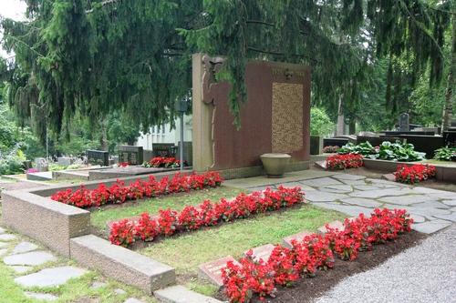 Akaan hautausmaa